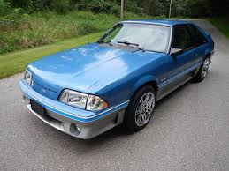 92 ford mustang gt for sale 1989 ford mustang gt only 50k original like 87
