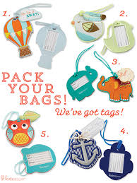 luggage tags favors luggage tag favors archives kate aspen