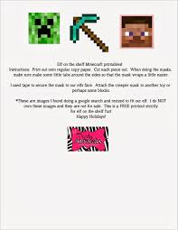 lil party animals free elf on the shelf minecraft printable