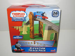 Tidmouth Sheds Trackmaster Ebay by Image Trackmaster Fisher Price Elevationtrackpackbox Jpg