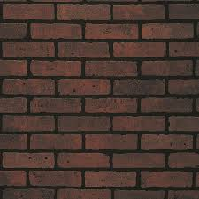 Deco Wall Panels by Shop 47 75 In X 7 98 Ft Embossed Red Brick Hardboard Wall Panel At
