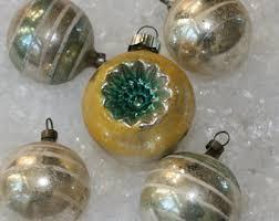 reflector ornaments etsy