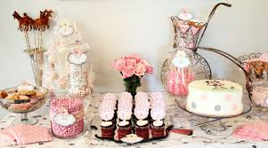 vintage baby shower centerpieces laylagrace11 baby shower diy