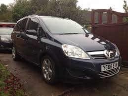 vauxhall vectra 2008 used vauxhall zafira and second hand vauxhall zafira in south