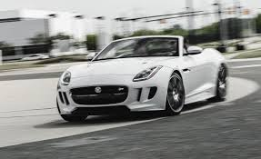 nissan awd convertible 2016 jaguar f type r convertible test u2013 review u2013 car and driver