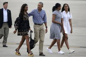 back in washington obama u0027s vacation glow may fade quickly