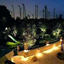 Led Vs Low Voltage Landscape Lighting Low Voltage Landscape Lighting Led High Voltage Landscape Lighting