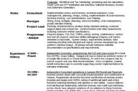 Examples Of Good And Bad Resumes by Bad Resume Sample 4 Good And Bad Resume Sample Reentrycorps