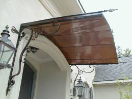 Copper Awnings For Homes Copper Awnings Copper Awnings Awnings Pinterest Wrought