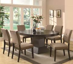 6 Seater Oak Dining Table And Chairs Dinning Formal Dinette Sets Solid Oak Dining Room Furniture Black