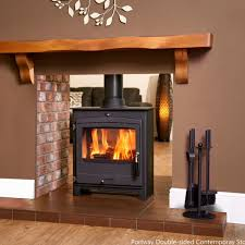 contemporary wood burning stoves uk popular contemporary wood