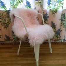 Pink Fur Chair Faux Fur Chair Bear Faux Fur Anywhere Chair Pottery Barn Kids