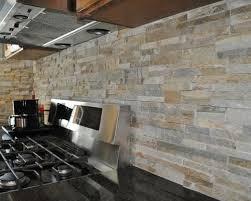 Natural Stone Backsplash Tile by Stone Backsplash Tile Best Stacked Stone Backsplash Design Ideas