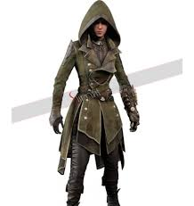 creed syndicate lydia frye suit costume