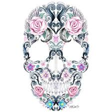 1862 best everything skulls images on skull tattoos