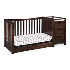 Cribs With Changing Tables Attached Graco Remi Crib And Changing Table