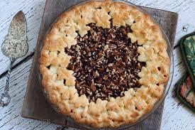 cranberry pecan pie recipe barbara bakes