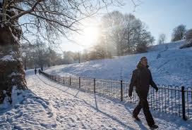odds cut on a white easter in as beast from the east sweeps