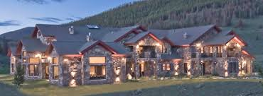 Homes For Rent Colorado by Vacation Retreat Lodge In Breckenridge Co Alpine Villa