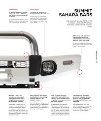 arb 4x4 accessories arb product catalogue 2016 page 14 15
