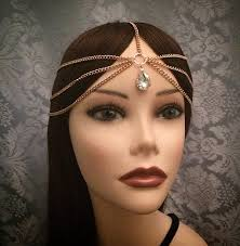 chain headpiece compare prices on rhinestone chain headpiece online shopping buy
