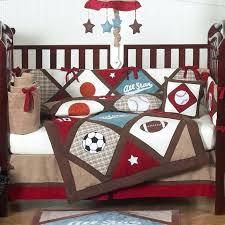 baby sports crib bedding u2013 hamze