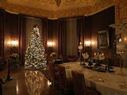 Biltmore Estate Dining Room The Asheville North Carolina Area Is For The Holidays