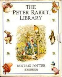 rabbit library the rabbit library by beatrix potter