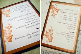 wedding invitations free sles cheap fall bridal shower invitations free wedding invitation sles