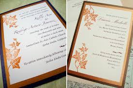 free wedding invitations sles cheap fall bridal shower invitations free wedding invitation sles