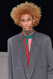 how to get 2016 u0027s coolest male model hair from fashion week photos