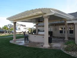 Patio Cover Designs  Peeinncom - Backyard patio cover designs