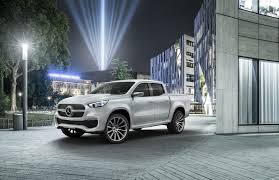 mercedes benz x class concepts stopping by geneva en route to
