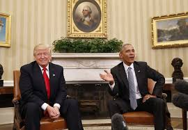 trump and obama hold cordial 90 minute meeting in oval office