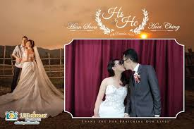 wedding photo booth rental wedding photo booth rental malaysia from only rm1 400