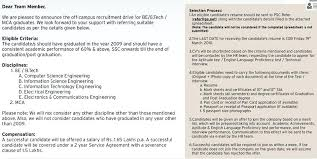 resume format for freshers engineers information technology sle cover letter for resume freshers b tech cse adriangatton com