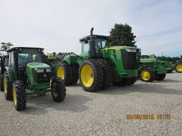 john deere 5085m this rare a jd tractor because it no cab or mfwd