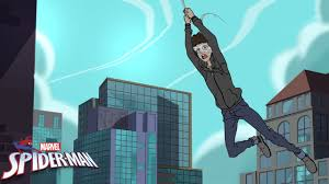 spider man origin 3 marvel u0027s spider man disney xd youtube