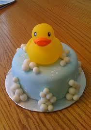 duck cake rubber ducky baby shower cake beth s