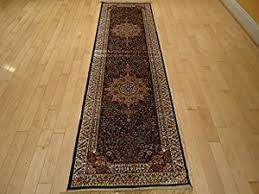 Hallway Rug Runner Amazon Com Luxury Navy Persian Rug Long Hallway Runner 2x12