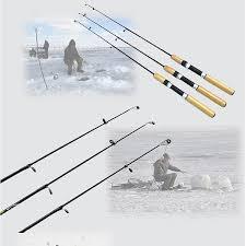 ultra light ice fishing rods new 0 5m telescope carbon ice fishing rod mini pole ultra light