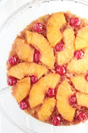 pineapple upside down cake countryside cravings