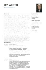 project director resume examples resume project manager auto