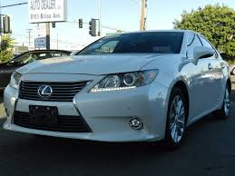lexus used car dealership 2015 used lexus es 300h navigation at deluxe auto dealer