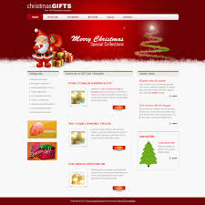 template 362 gift red
