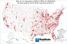Map Of U If Every Us State Had The Same Population What Would The Map Of