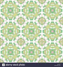 italian traditional ornament mediterranean seamless pattern tile