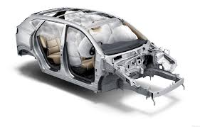 hyundai tucson airbags hyundai tucson reinvented to win customers drive safe and fast