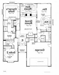 house plans one story house plan fresh 4000 square foot house plans one sto hirota
