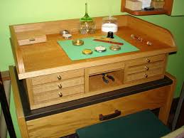 Norman Wade Drafting Table My Watch Makers Bench While I May Do Ok At Woodwork I Am Unsure